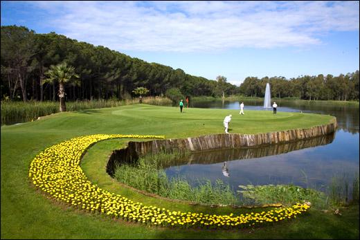 national golf club belek t rkei greenfee paket preise teetimes von bilyana golf. Black Bedroom Furniture Sets. Home Design Ideas